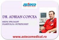 Carte de vizita Dr Adrian Copcea